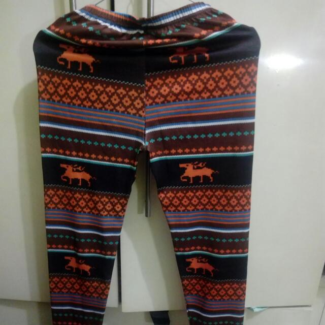 Legging Pattern