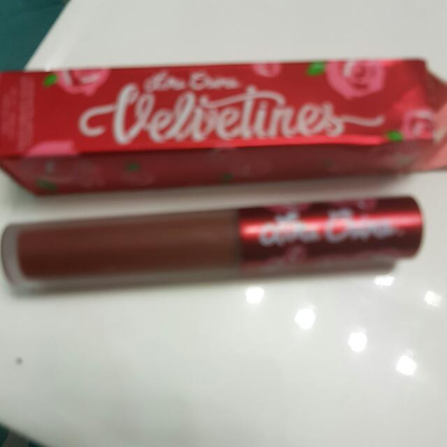 Lime Crime Velvetines Liquid Lips