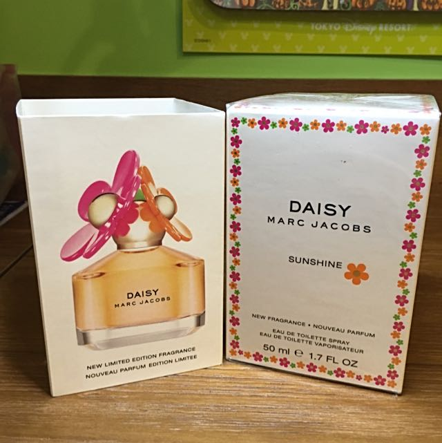 MARC JACOBS DAISY-Sunshine