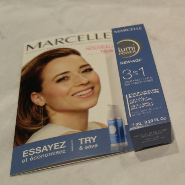 Marcelle 3in1 Cream Mini 7ml