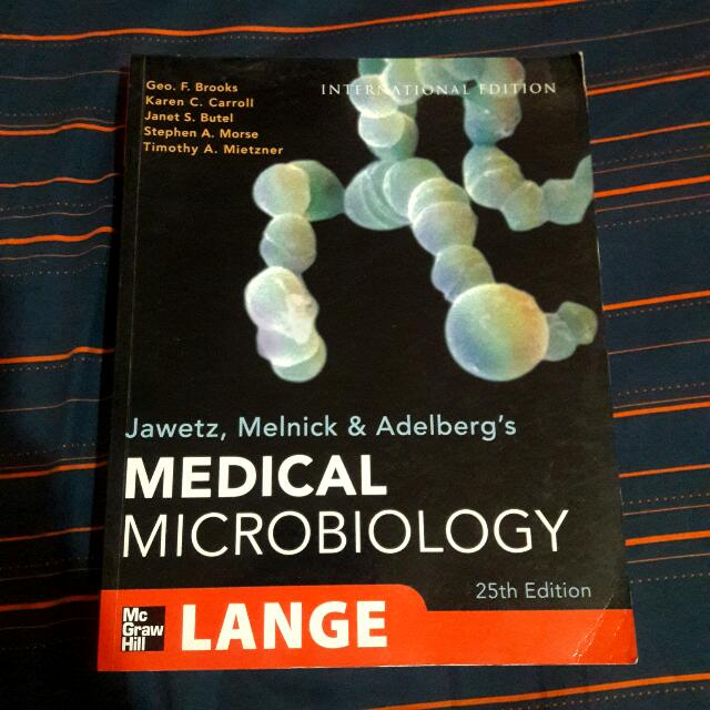 Medical Microbiology 25th Ed.