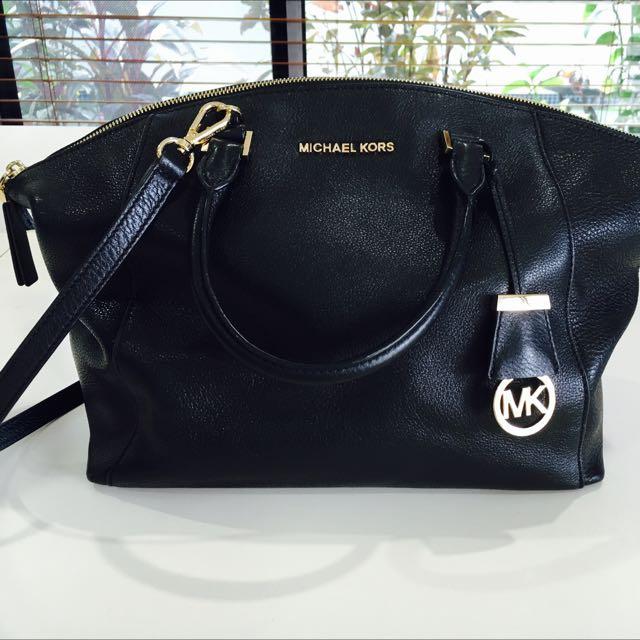 "Genuine Michael Kors ""Riley"" Handbag"