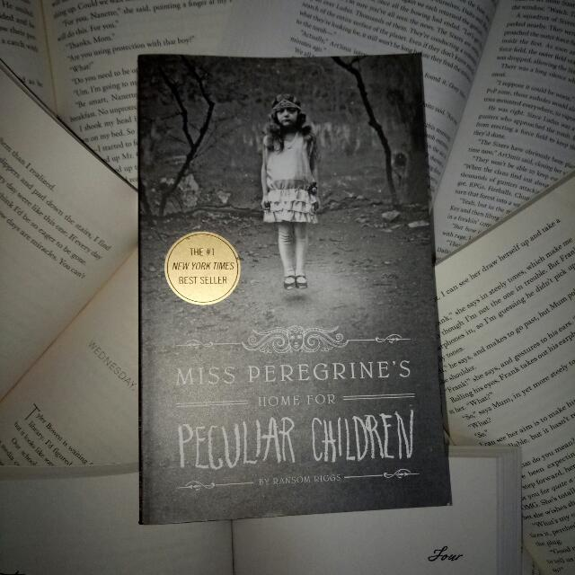 RESERVED: Miss Peregrine's Home for Peculiar Children