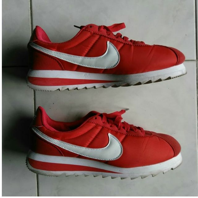 Repriced NIKE CORTEZ SHARK BIG TOOTH SNEAKERS replica