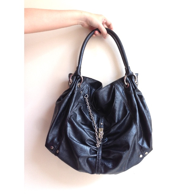 Nine West Black Hobo