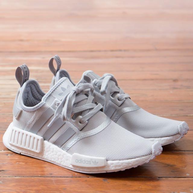 Adidas NMD silver