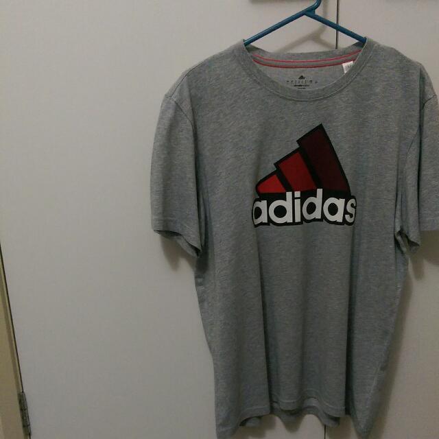 Old School Adidas T