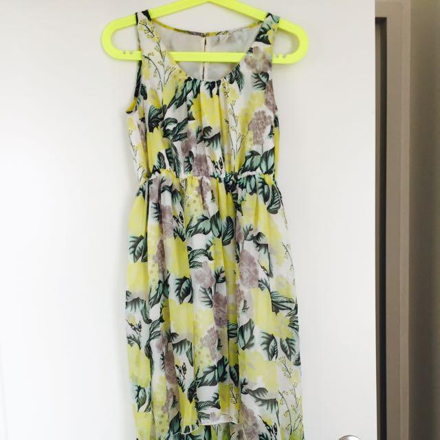 Perfect Summer Wear Floral Dress