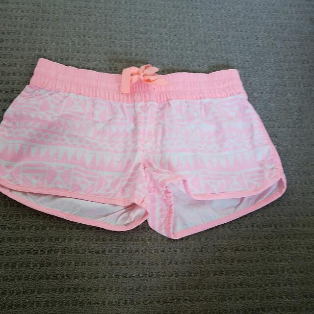 Pink Boardshorts