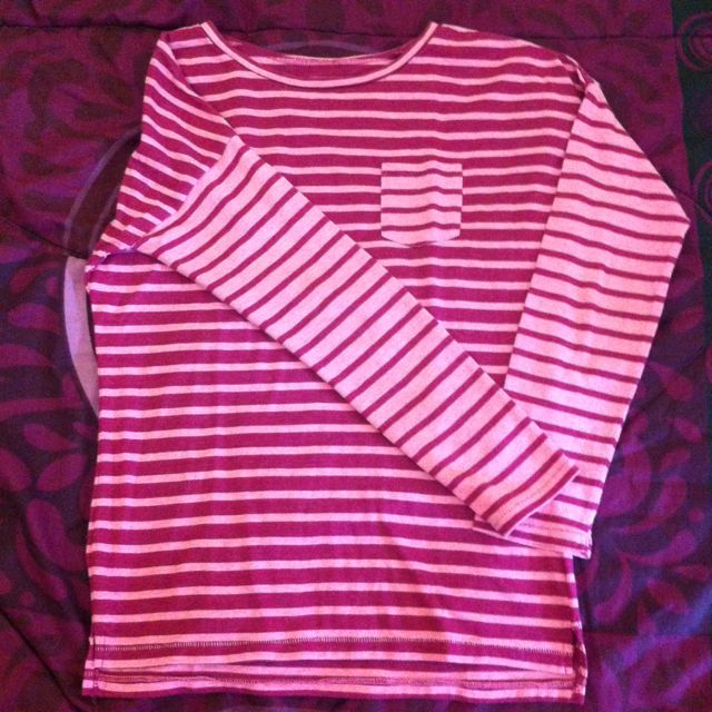 Pink Stripes By Old Navy