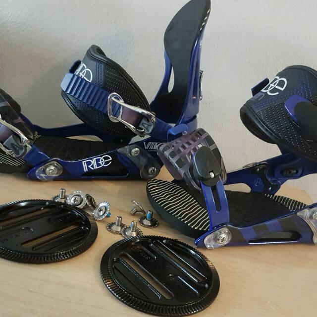 Ride VXN Bindings