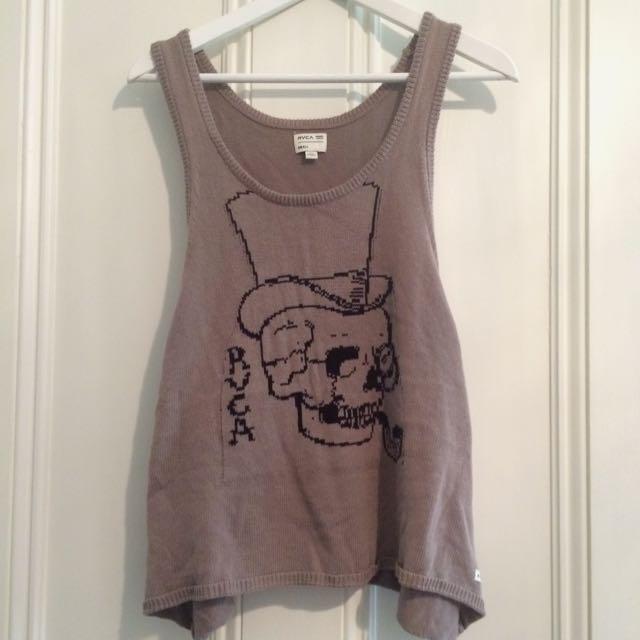 RVCA Knit Vest