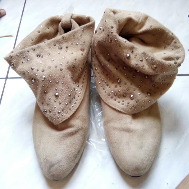 Sepatu Boot Ankle Boot