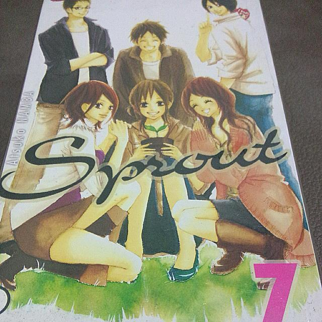Sprout Vol 1-7 END