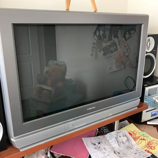 Toshiba HD TV