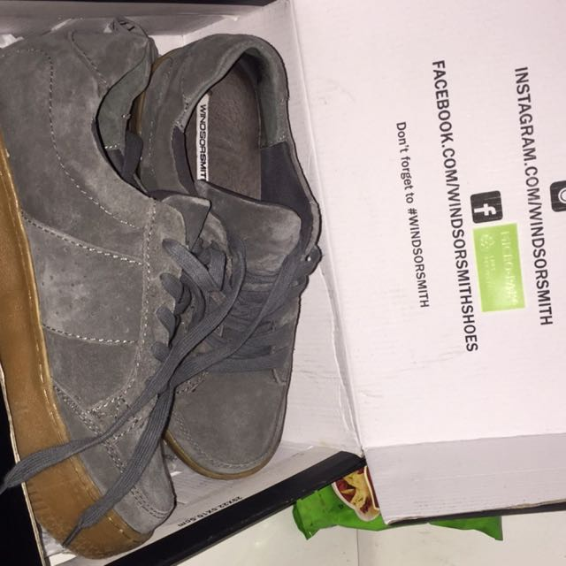 Winsdor Smith Rohan Sneakers. Women's Size 8
