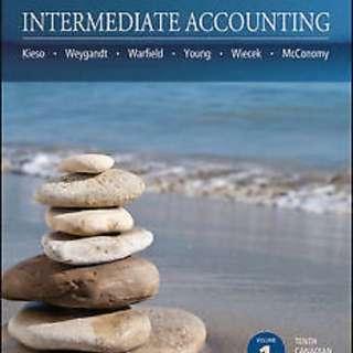 Intermediate Accounting 416&417