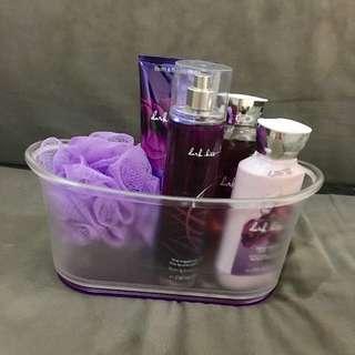 Dark Kiss Splish Splash Gift Set