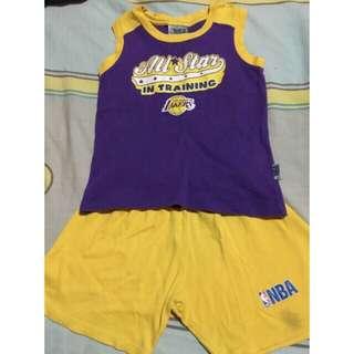 NBA Terno Lakers