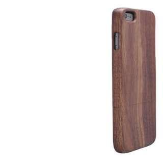 iPhone 6plus/6s Plus Walnut Wood Case