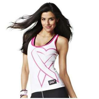 Zumba™ Groove for the Cure Racerback XL