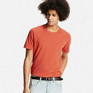 Uniqlo Men's Crew Neck Basic Tee XL