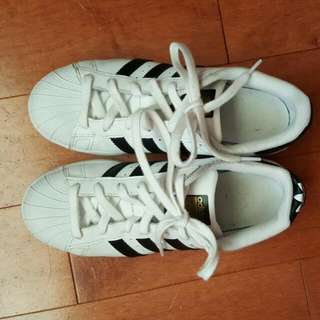 ADIDAS Superstar Size:7.5