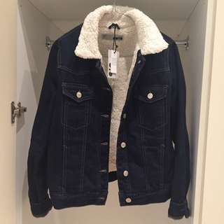 BNWT Topshop denim Jacket