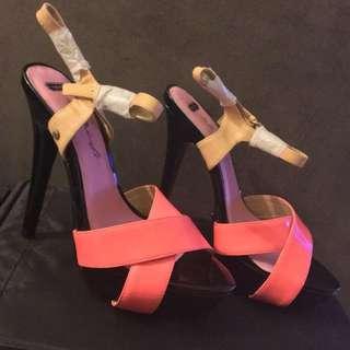 Bright Multi Stiletto Heel