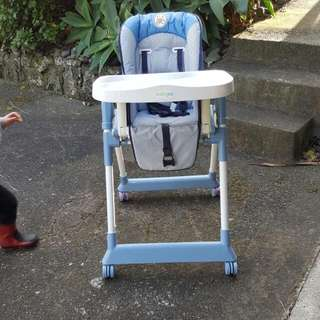 High Chair Never Used