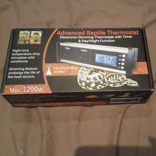 Advanced Reptile Thermostat