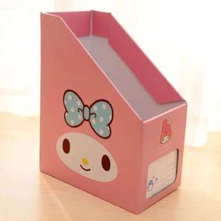 My Melody Magazine Holder