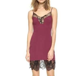 Lovers & Friends slip dress