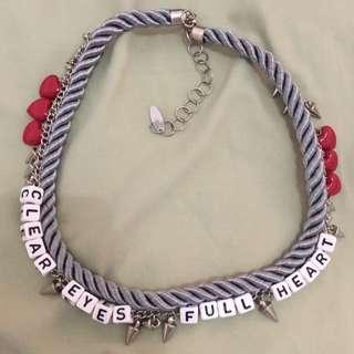 House Of Jealouxy Custom Necklace