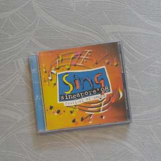 Sing Singapore 1998 - Featuring Kit Chan
