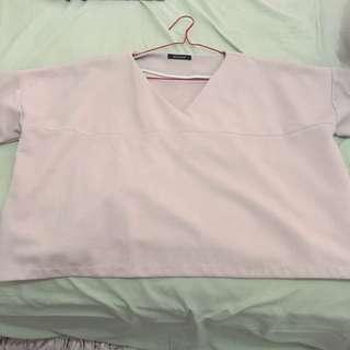 Shopatvelvet Cream Shirt All Size