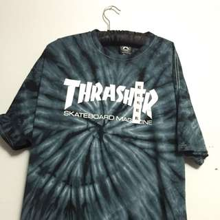 Tie Dye Thrasher TSHIRT