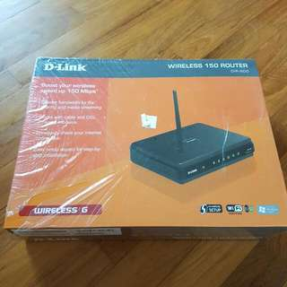 BNIB Dlink Wireless G DIR-600