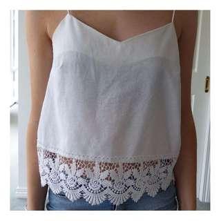 TEMT lace Top