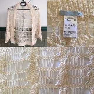 Preloved Bolero Knit