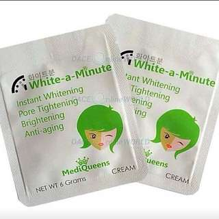 White-A-Minute!!!