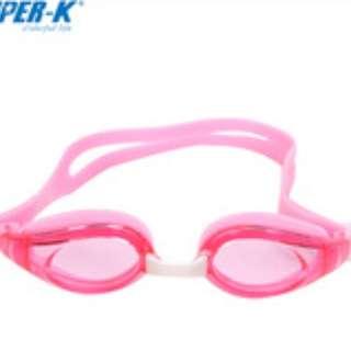 Super-K Soft Swim Goggles