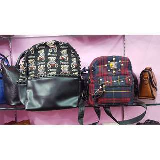 Women's Fashion - BackPack (Brand New)