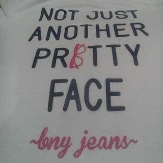 BNY White Shirt