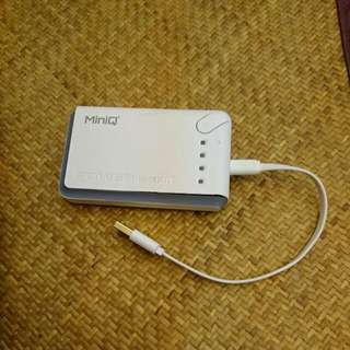 MiniQ 7500mAh PowerBank