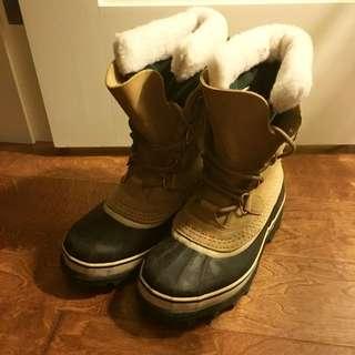 Size 7 Sorel Winter Boots