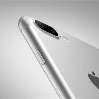 IPhone 7 Plus 128GB Silver BNIB