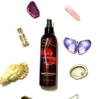 Silk Oil Of Morocco Liquid Volumiser
