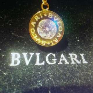 Bvlgari Necklace New Interchangeable Stones