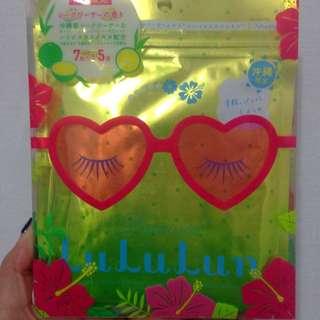 日本LuLuLun面膜-沖繩限定款